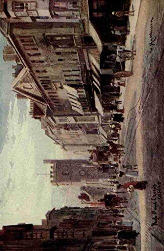 a4-photo-matthison-william-1853-1926-oxford-1905-carfax-high-street-print-poster