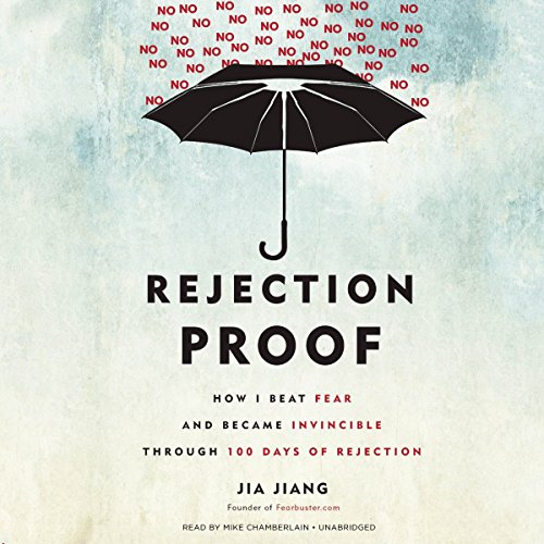 Audible DailyDeal: Rejection Proof