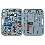 ATD Tools 3301 27-Piece Master Cooling System Pressure Test and Refill Kit