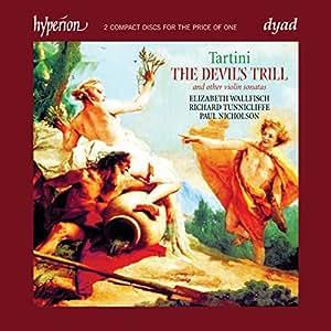 Il Trillo Del Diavolo Et Autres Sonates Pour Violon