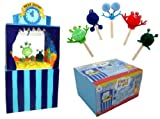 Mister Maker 3D Alien Puppet Show Theatre Kit