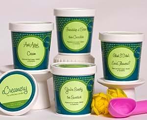 eCreamery Girlfriends Sampler Pack - Ice Cream