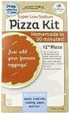 GalloLea Pizza Kits Whole Wheat Pizza Kit, Low Sodium, 11 Ounce