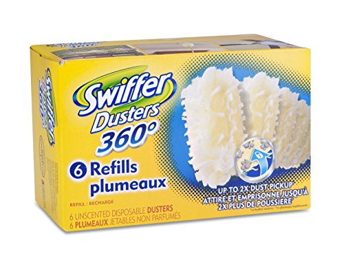 Swiffer 360° Duster Refills - 6/Box