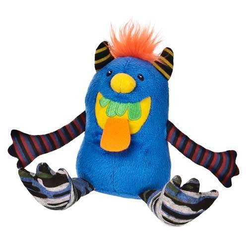 "Mary Meyer Thugz Little Blue 6"" Plush Toy"