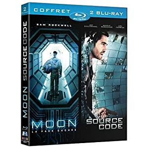 Coffret Moon + Source code - Edition limitée [Blu-ray]