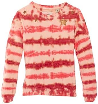 Scotch r'belle - sweat-shirt - fille - rose clair (dessin b) - 4