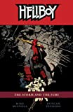 Mike Mignola Hellboy Volume 12: The Storm and The Fury (Hellboy (Dark Horse Paperback))