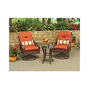 3 Piece Outdoor Furniture Set Better Homes And Gardens Azalea Ridge 3 Piece