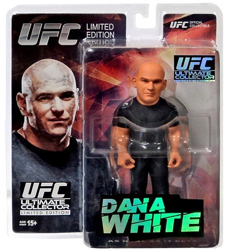 Round 5 UFC Ultimate Collector Series 14 LIMITED EDITION Action Figure Dana White by Ultimate Collector Series 10