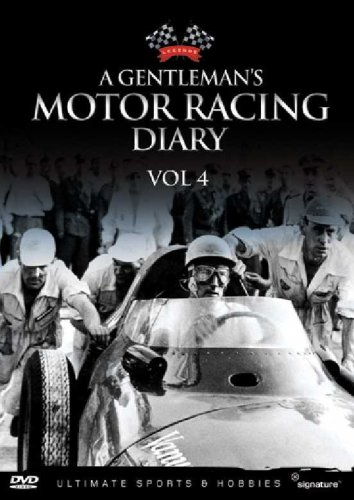 Motor Sports Of The 50's - A Gentleman's Racing Diary (Vol 4) [DVD]