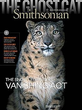 1 Yr of Smithsonian Magazine Subscription