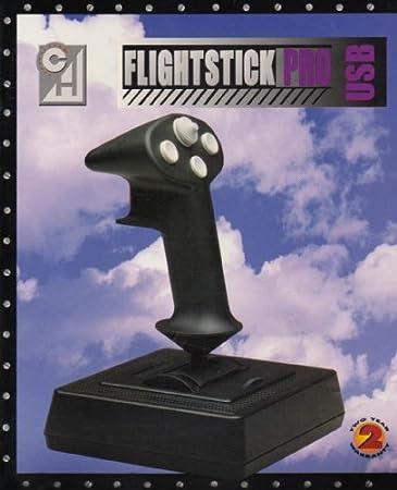 CH Flight Stick Pro (Mac) [Edizione: Regno Unito]