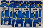 Lot of 8 Listerine Ultraclean Access Flosser Starter Pack