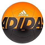Pelota de Fútbol Adidas  Performance Ace Glider, tamaño 3, color naranja, negro y blanco