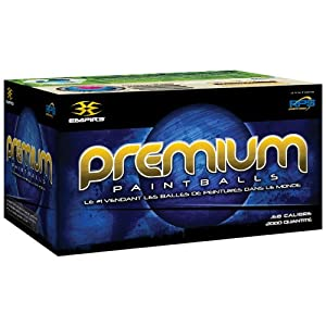 Buy PMI RPS Premium Paintball (2000 Count) by Empire