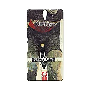 G-STAR Designer Printed Back case cover for Sony Xperia C5 - G3728