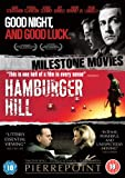 Good Night, And Good Luck/Hamburger Hill/Pierrepoint [DVD]