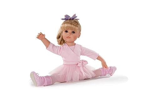 GÖtz - Poupée Hannah au ballet - 50 cm