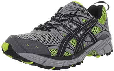 Amazon.com: ASICS Men's GEL-Kahana 5 Running Shoe,Frost/Black/Limeade