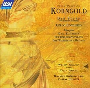 Korngold: Der Sturm, Cello Concerto