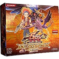 YuGiOh 5Ds Crow Duelist Booster Box 36 Packs from Konami