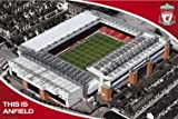 Liverpool FC Anfield Wall Poster