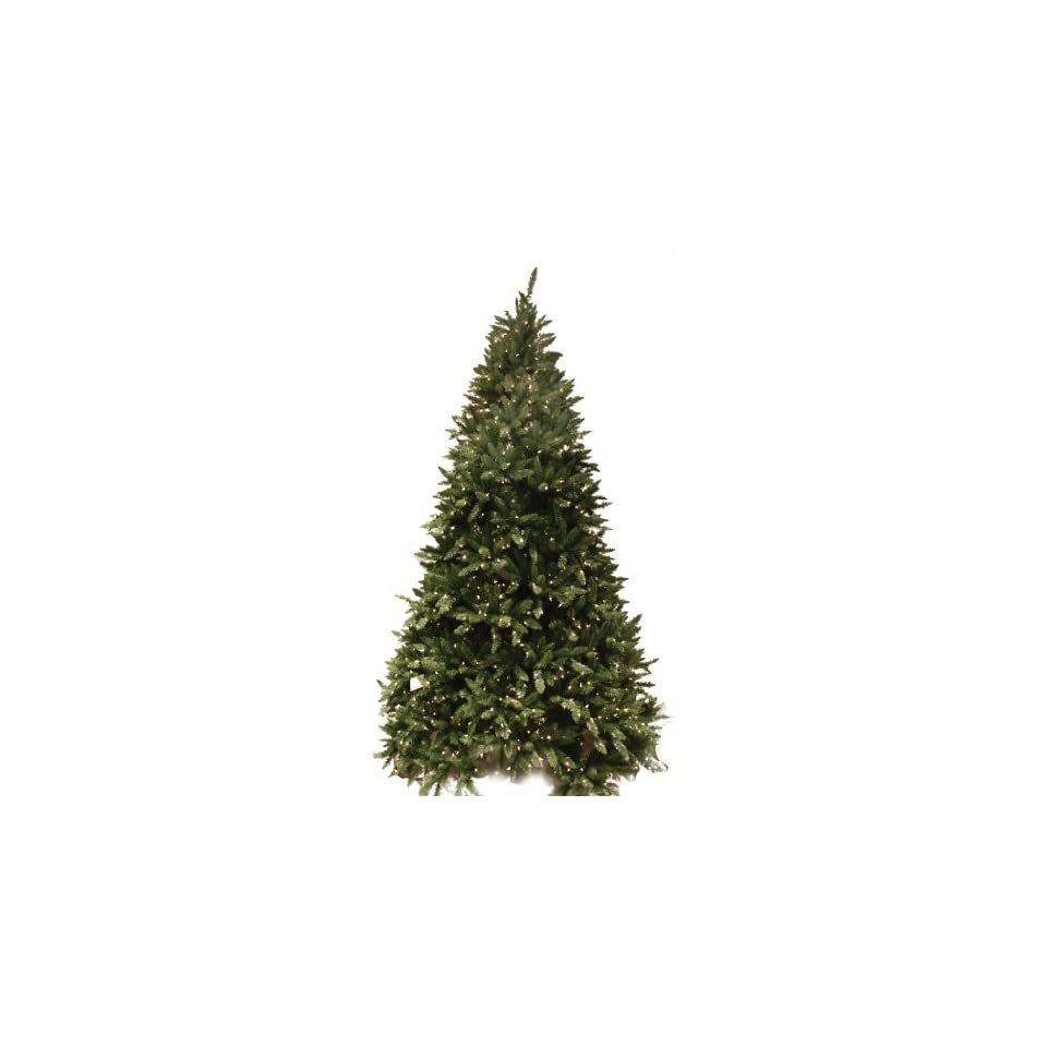 Good Tidings Douglas Fir Artificial Prelit Christmas Tree, 7 1/2 Feet