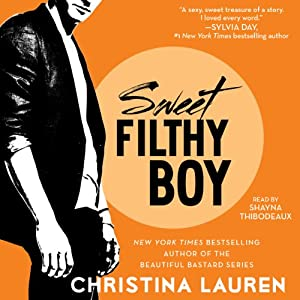 Sweet Filthy Boy | Livre audio
