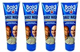 Bald Guyz Daily Wash, 4 oz (Pack of 4)