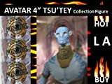 Brand New AVATAR PREMIERE EDITION TSU'TEY 4 INCH ACTION COLLECTABLE FIGURE - 1st Collectable Action Figure Produced Before Movie Released 2009 - James Cameron