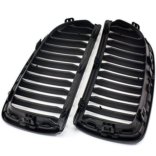 Neverland E90 E91 schwarz vorne Strand Nieren für BMW Limousine 04-07 325i 328i 335i für 4Tür