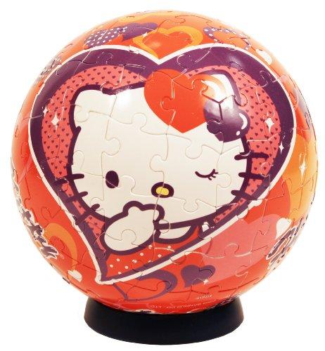 Imagen 1 de Ravensburger 11605- Puzzle infantil de Hello Kitty  (108 piezas)
