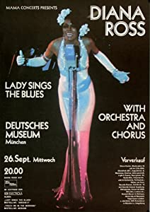 Amazon.com: Diana Ross - Lady Sings The Blues 1973 ...