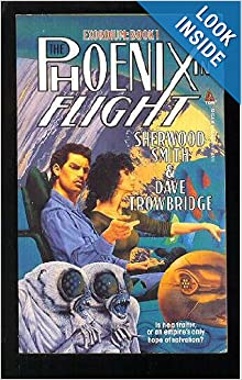 The Phoenix in Flight (Exordium) - Sherwood Smith,Dave Trowbridge