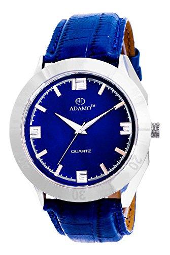 ADAMO SHINE Mens Gents Wrist Watch AD44SL05