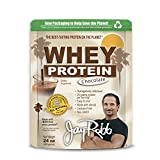 Jay Robb - Grass-Fed Whey Protein Isolate Powder, Outrageously Delicious,...