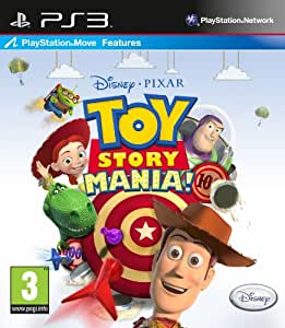 Toy Story Mania ! (jeu PS Move)