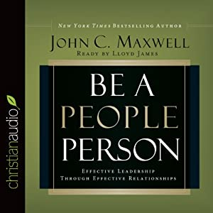 Be a People Person Audiobook
