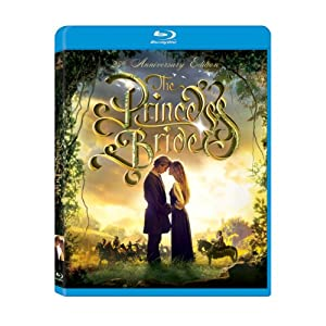 Princess Bride: 25th Anniversary Edition [Blu-ray] $10.00