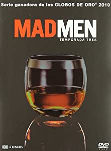 Mad Men (3ª Temporada) [DVD]