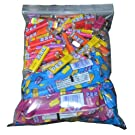 Pez Candy Variety Pack 2 Lb Bag with 5 Random Dispensers