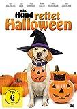 DVD Cover 'Ein Hund rettet Halloween