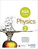 img - for Year 2 Student Book: Year 2 (AQA A Level Physics) book / textbook / text book