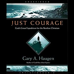 Just Courage Audiobook