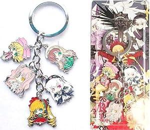 Rozen Maiden Anime Keychain