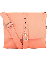 Typify Women's Multi Color Sling Cross Body Bag
