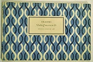 Brahms : Violin Concerto (Penguin music scores) from Penguin Books Ltd