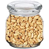 Peanuts in Pritchey Patio Glass Jar 8oz