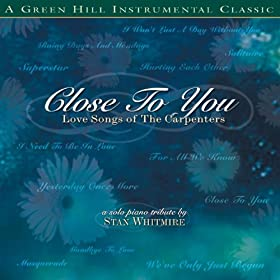 Amazon.com: Close To You: Stan Whitmire: MP